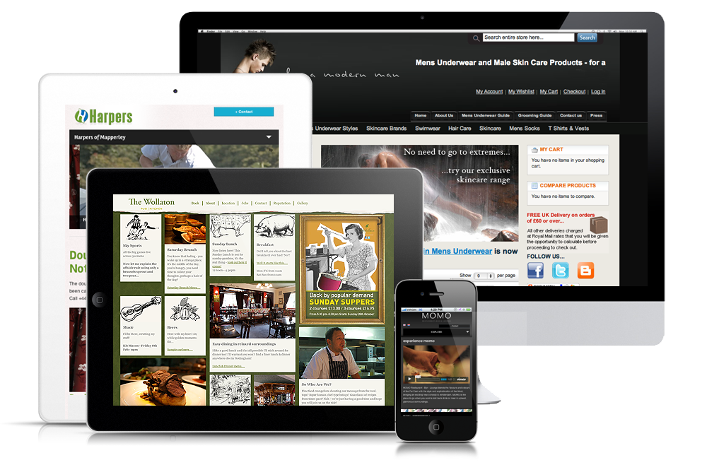 website design nottingham