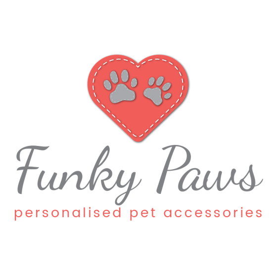 New Branding for Funky Paws