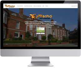 New Website For Junkbusters Nottingham