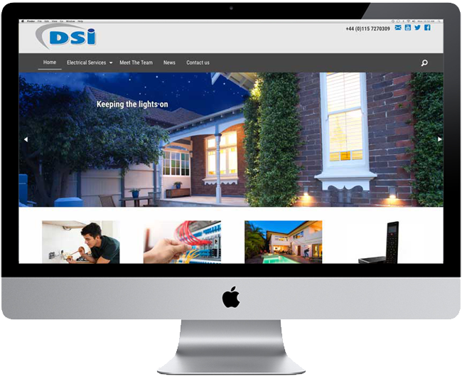 New Website for DSI Systems