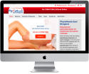 Website for PhysioNeeds East Bridgford