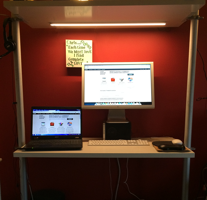 My Stand-up Desk